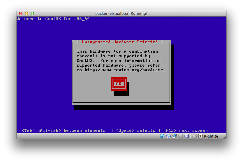 Unsupported partition table - fd5c0