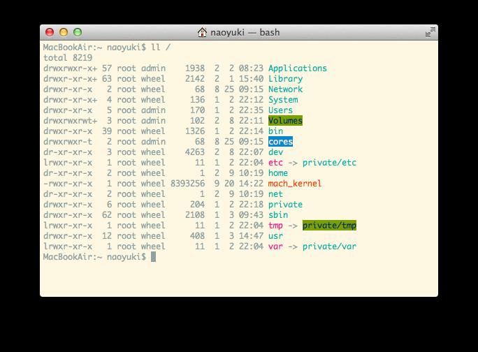 Solarized Color Scheme For Mac OS X Terminal