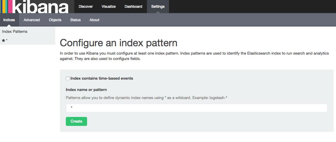 Elasticsearch & kibana install...