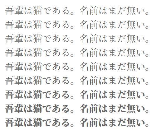 Noto Serif Japanese.JPG